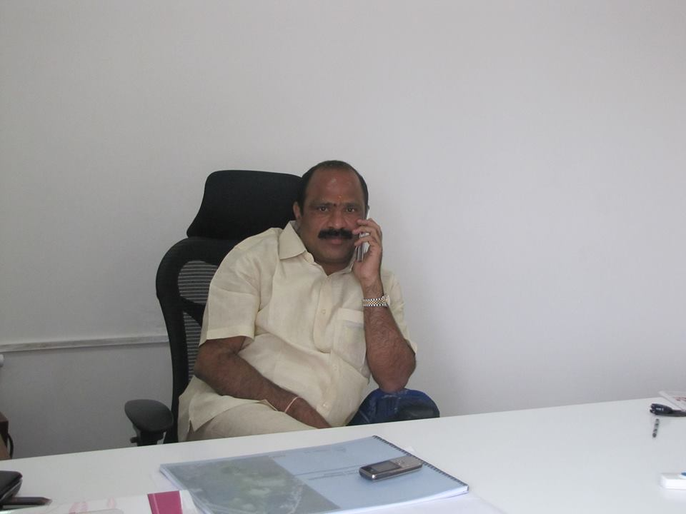 NH Bhaskar Reddy