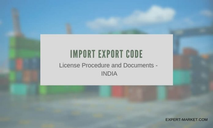 List of documents that are required while applying for import export code