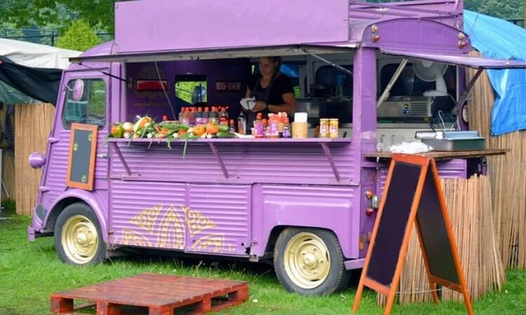 This Profitable Food Truck Business Plan Is Good To Go In India