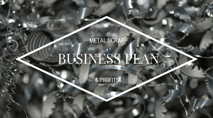 how to start scrap metal business