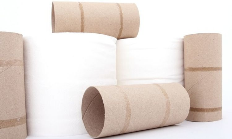 manufacturing of tissue paper