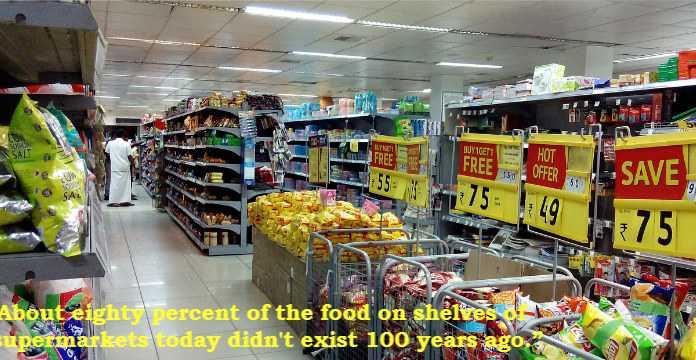 super market in india
