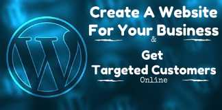 create website for small business