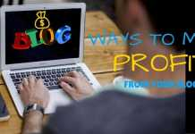 make money from blog