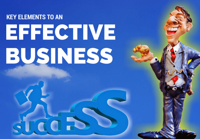 key to effective business