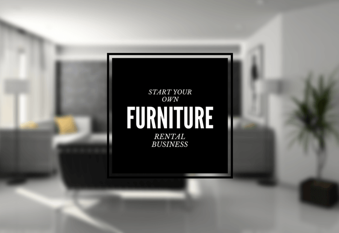 furniture rental business plan