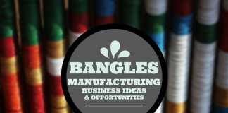bangles manufacturing business