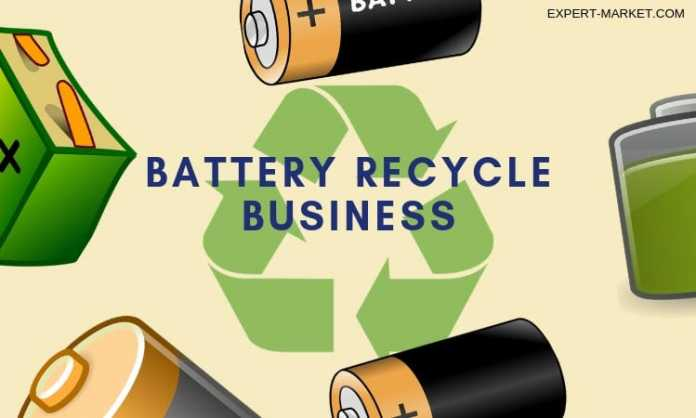 recycling of LEAD batteries for profit