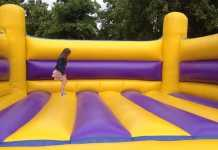 demand of bounce house or castle is very huge in the USA and you can start a profitable business with less investment