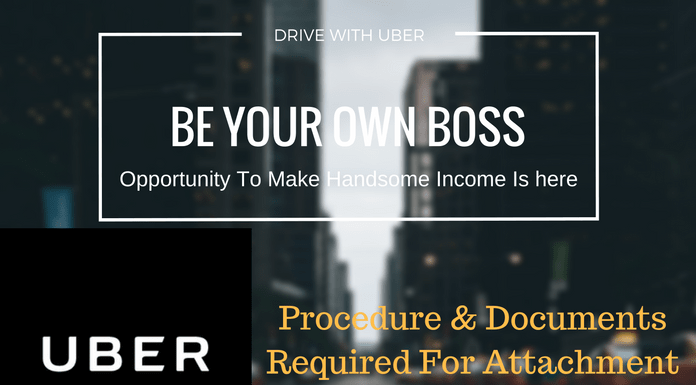 how to become uber driver