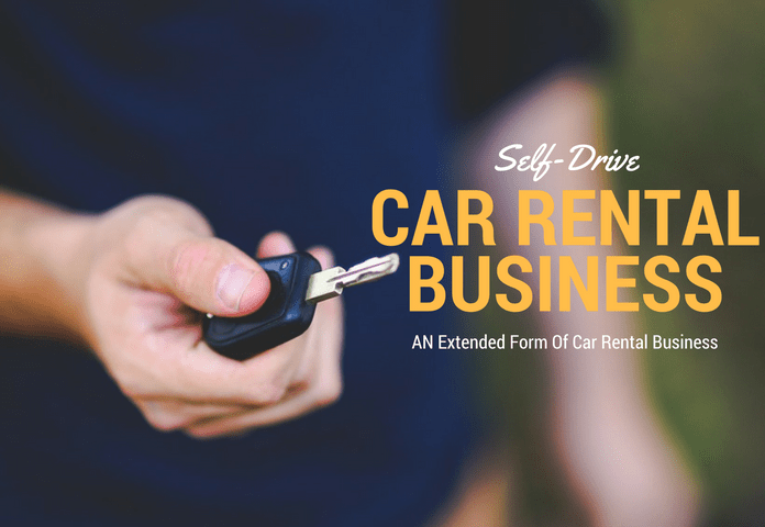 self-driven car rental business in india