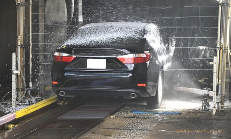 car washing business in india