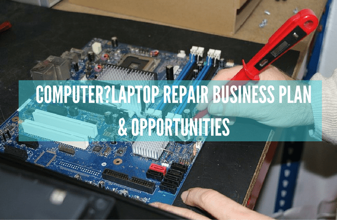opportunities in computer repairing business india