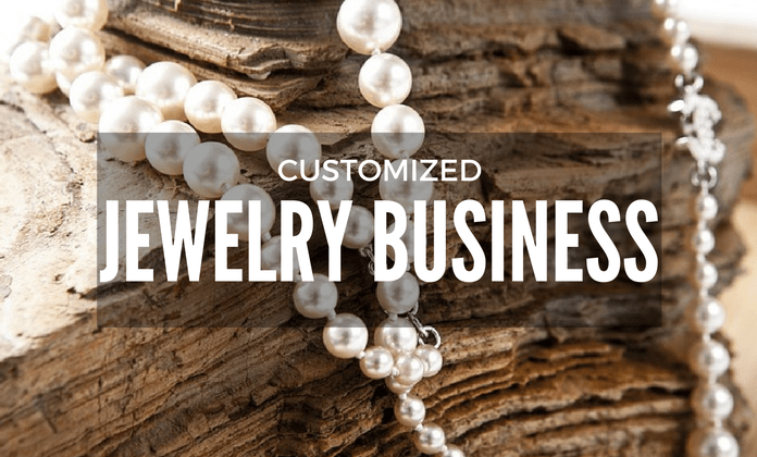 custom jewelry business