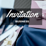 starting an invitation business