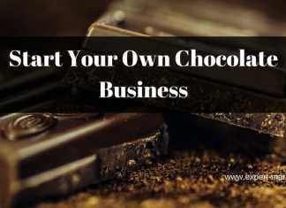 chocolate business india
