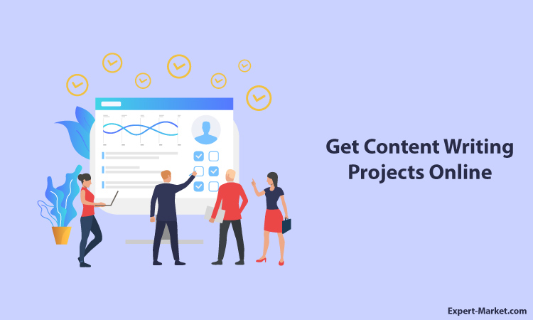 content writing projects