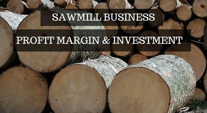 sawmill business plan