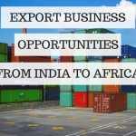 EXPORT BUSINESS Africa
