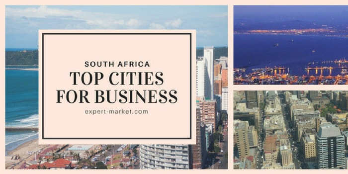 best city in south africa to start your business