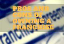pros and cons of owning a franchise