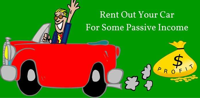 you can rent out your car on monthly basis for profit