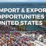 USA import export