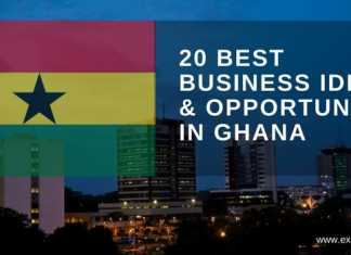 business ideas in Ghana