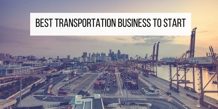 transportation business ideas and opportunities
