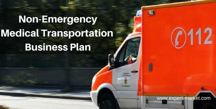 non emergency medical transportation business plan sample