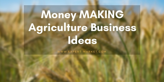 10 most profitable agriculture business ideas to start for fast