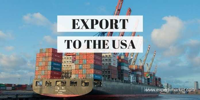 tips to export to the united states