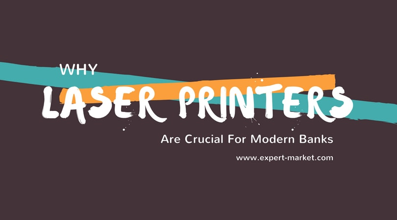 laser printer for small bank
