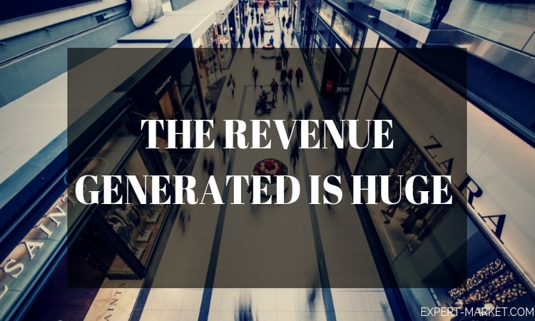 shopping malls are in huge demand in developing countries