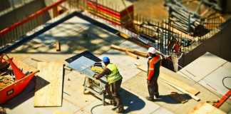 one of the most growing business opportunity in third world country is construction sector