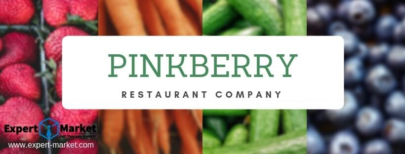 pinkberry franchise in the USA