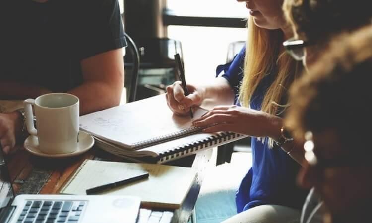 office break room ideas for happier workplace