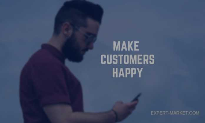 5 ways to make your customer happy