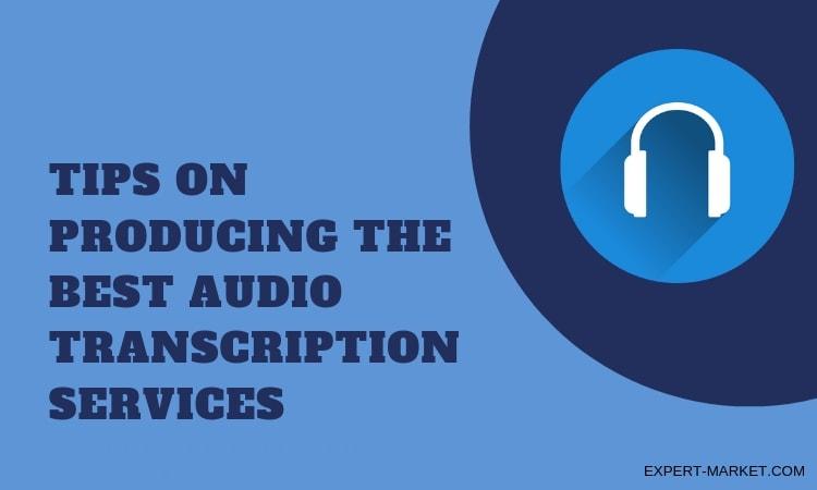 Audio Transcription Services