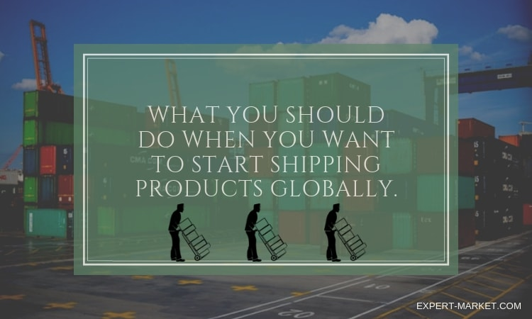 Shipping Products