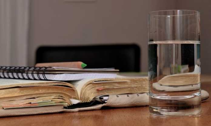 New study shows that you can increase productivity with the help of water