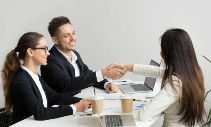 How do you hire new employees?