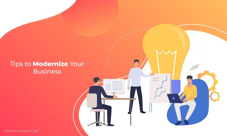 Modernize Business
